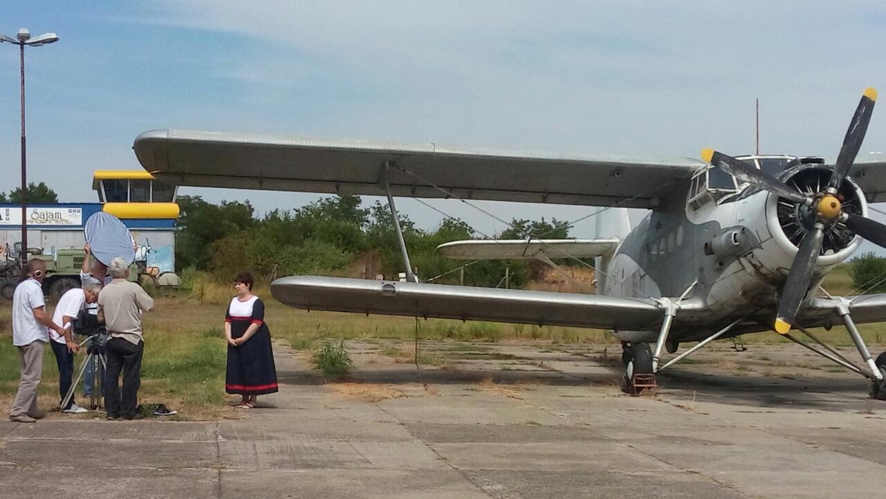 Vesna Maros iyjava o pilotu