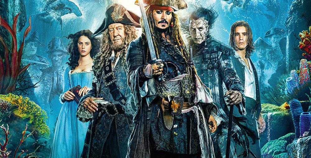 Пирати са Кариба - Салазарова освета
