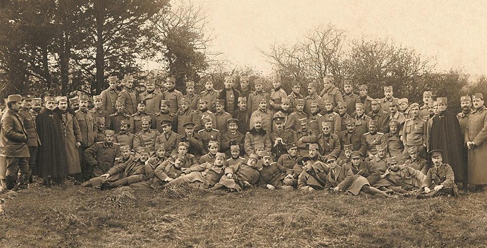 Српски добровољци у великом рату
